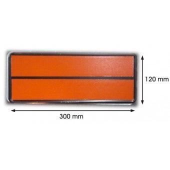 panel naranja reducido