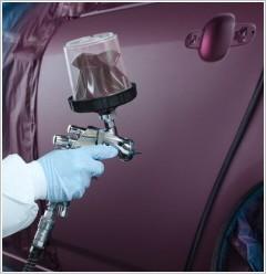 Kit de pintura para coches